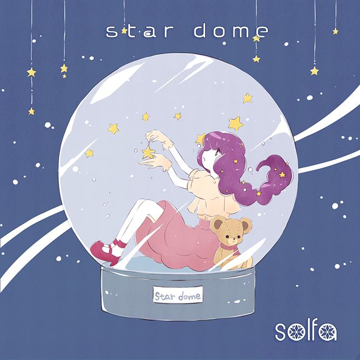 solfa リコントラクトアルバム「star dome」