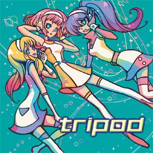 ゆこそ(yuiko+コツキミヤ+結月そら) second mini album「tripod」